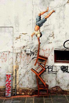 Street art - by Arteide.org
