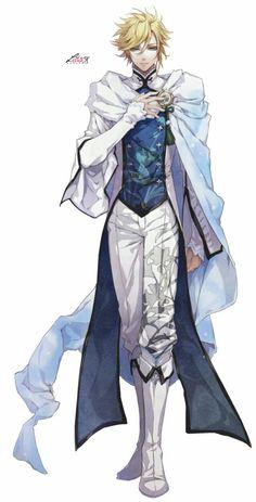 Personagem do jogo: Follen - Original de ?