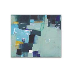DEBORAH T COLTER // SPRING BREAK Mixed Media on Canvas 36 X 24 // View more of #DeborahTColter at abersonexhibits.com // #ExhibitByAberson