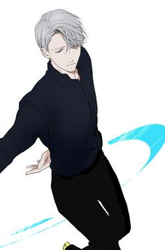 Yuri!!! on ICE, Viktor Nikiforov.