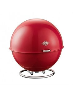 Wesco Superball Storage Bin - Red - Red - Colours | Homeware Boutique