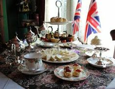 Bygone Beautys - High or Low Tea