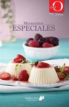 Recetario Momentos Especiales  Recetario Momentos Especiales. Sabores para disfrutar y compartir con tus personas favoritas y festejar la amistad.