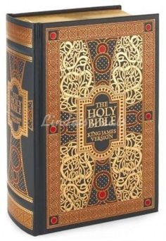 The Holy Bible King James Version Gustave Dore -BRAND NEW LEATHER BOUND & SEALED