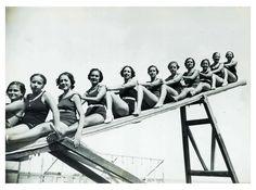 Temporada de baño, 1934