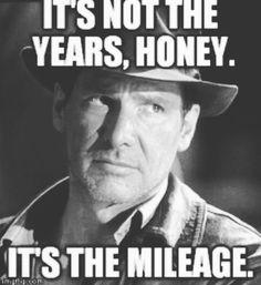 Keep on keepin' on #years #honey #milage