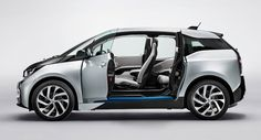 BMW i3 - At the world debut, we dig into the design of the new all-electric car