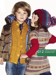 Buyaka 0-12 Benetton Kids'e gelerek onları da küçük yaşta stil sahibi yapın. 0-12 Benetton Kids  K1'de.