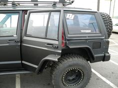 XJ Custom Tube Fenders - NAXJA Forums -::- North American XJ Association