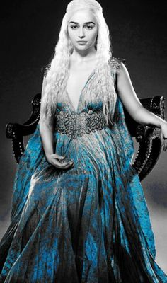 Mother of Dragons... Game of Thrones
