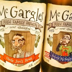 I picked up some great craft beers at Rewe. #lategram #rewe #craftbier #craftbeer #McGargles #stout #ale #Irish #TGIF #beer