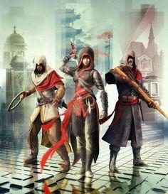 assassins creed cronicas