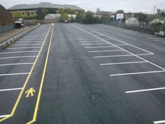 Cycle Lane Colour Painting in West Dunbartonshire - Our services include cycle lane colour painting in specialist colour coatings which are extremely durable and hard wearing for public roads.