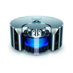 The Dyson 360 Eye robot is a powerful vacuum cleaner first and foremost with the Dyson digital motor inside to deliver powerful suction and Radial Root cyclone technology to capture microscopic dust and dirt. Clean Dyson Vacuum, Best Smart Home, Home Camera, Smart Home Technology, House Design Photos, Best Vacuum, Handheld Vacuum, Home Gadgets, Technology