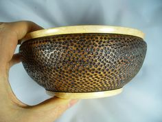 wooden bowls with pyrography - Google Search