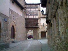 Mirambel puerta