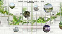Team Selected for Linear Park in Downtown Austin