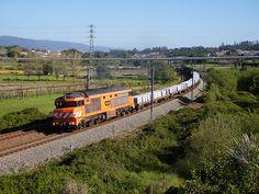 Comboio Distribuição n.º 57311 - Barrimau