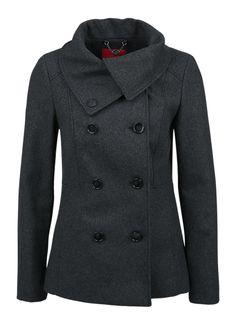 Pea coat für Damen: NEU im s.Oliver Online Shop