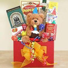 Deluxe Beary Happy Birthday Box