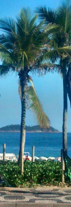 Ipanema Beach | Haute in Rio | cynthia reccord