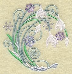 6196424 Machine Embroidery Designs at Embroidery Library! - Color Change - F7943