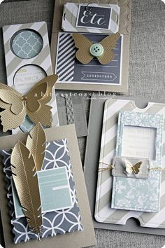 BEAUTIFUL cards by Keisha Campbell (A bit East-coast)
