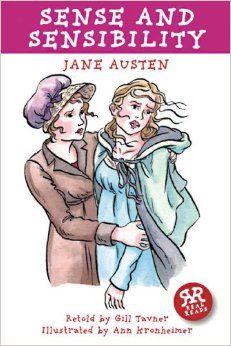 Sense and Sensibility (Jane Austen): Gill Tavner, Jane Austen, Ann Kronheimer: (Young reader adaption)