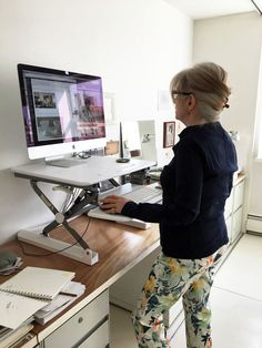 The FlexiSpot Sit Stand Desk Changed My Life - Improvised Life