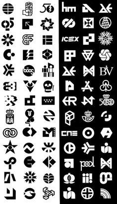 78 old logos, designed by the legend that is Cruz Novillo. http://www.cruznovillo.com