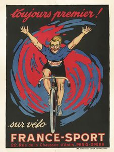 France Sport Poster
