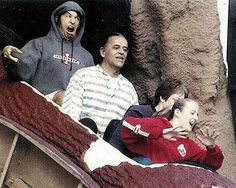 ZOMBIE!! | 29 Of The Best Photos Ever Taken On A Roller Coaster