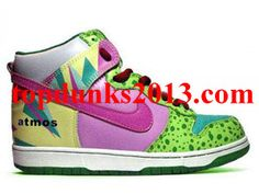 Purchase Premium Atmos Project High Top Nike Dunk Saving
