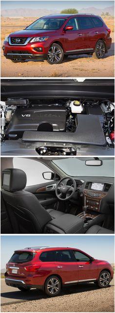 Baby Car Mirror, Nissan Pathfinder, Motor Company, Amazing Cars, New Technology, Paths, Amazon, Link, Blog