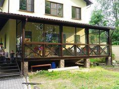 деревянные дома с застекленной террасой фото: 17 тыс изображений найдено в Яндекс.Картинках