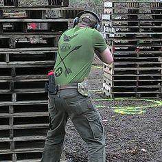 SOCON shirt sighting at Oregon 3 Gun match.  #SOCON #soconusa #o3g #3gun #carbine #handgun #shotgun #runthecourse #pewpew #igmilitia