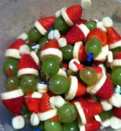 Grinch Santa's