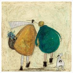 Sam Toft - These Days are Ours - limited edition print