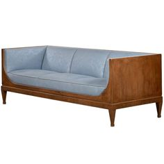 Fritz Henningsen Sofa | From a unique collection of antique and modern sofas at https://www.1stdibs.com/furniture/seating/sofas/