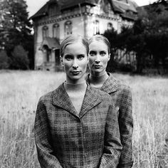 Andrej Glusgold - Don't care so much about these creepy twins more the house in the background