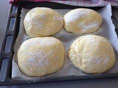 La faluche, pain du Nord - Recette de cuisine Marmiton : une recette