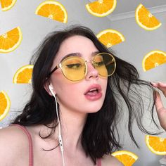This is quite an old photo but it's one of my favourites so of course I wanted to add sum fruit to it ? Aesthetic Makeup, Aesthetic Photo, Aesthetic Girl, Aesthetic Pictures, Emoji Tumblr, Profile Pictures Instagram, Profile Picture Ideas, Aesthetic People, Insta Photo Ideas