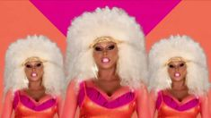 """""""Peanut Butter"""" by RuPaul featuring Big Freedia.  Because the world needs more of Ru."""