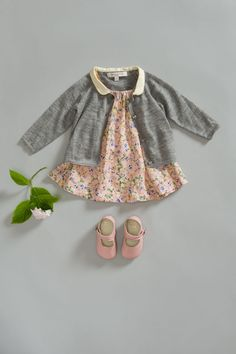 Spring Florals For Little Girls