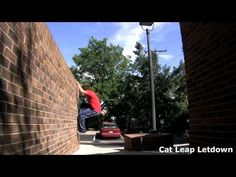 The Landing Continuum - Parkour Training and Conditioning