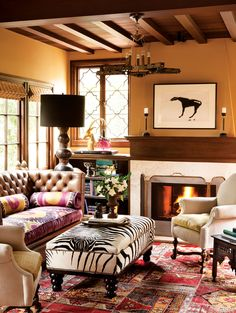 the style saloniste: In San Francisco: Chic New Villa Style