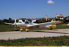AviationCorner.net - Aircraft photography - Scheibe SF-25 Rotax Falke