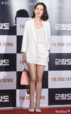Son Ye-jin (손예진) - Picture @ HanCinema :: The Korean Movie and Drama Database Korea Fashion, Japan Fashion, Korean Actresses, Korean Actors, Korean Celebrities, Celebs, Star Fashion, Fashion Outfits, Golden Girls