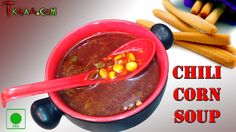 Chili Corn Soup – चिली कॉर्न सूप Chili Corn Soup yet another Indo-Chinese starter, similar to the sweet corn soup with a teekha twist, this spicy soup is very tasty and easy to make, it also …