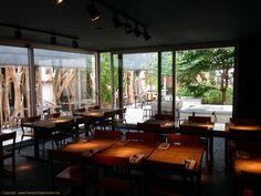 Restaurant Humphrey à Bruxelles - Cadre